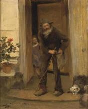 Bastien-Lepage, Il mendicante [1].jpg