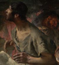 Bastien-Lepage, L'Annunciazione ai pastori [dettaglio 2].png