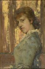 Jules Bastien-Lepage, Laura, Lady Alma-Tadema