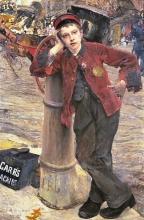 Bastien-Lepage, Piccolo lustrascarpe a Londra.jpg