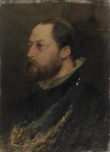 Jules Bastien-Lepage, Ritratto del Principe di Galles, futuro Edoardo VI | Portrait du Prince de Galles, futur Edouard VII
