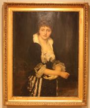 Bastien-Lepage, Ritratto di Madame Godillot.png