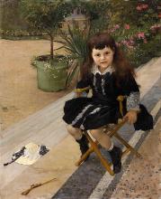 Bastien-Lepage, Ritratto di un bambino.png