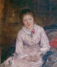 Bastien-Lepage, Ritratto di una giovane donna.jpg