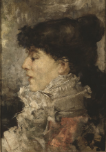 Bastien-Lepage, Sarah Bernhardt