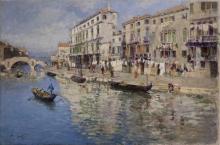 Leonardo Bazzaro, Cannaregio (Venezia)