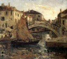 Leonardo Bazzaro, Chioggia