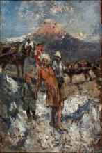 Leonardo Bazzaro, I figli del minatore