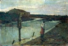 Leonardo Bazzaro, In Chioggia