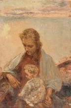 Leonardo Bazzaro, Madonna del Mare