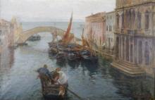 Leonardo Bazzaro, Marina di Chioggia