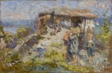Leonardo Bazzaro, Nidiola alpestre