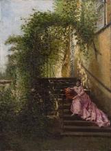 Leonardo Bazzaro, Paesaggio