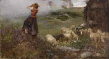 Leonardo Bazzaro, Pecorella smarrita