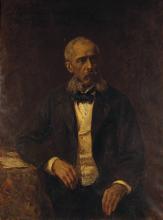 Leonardo Bazzaro, Ritratto di Luigi Maccia