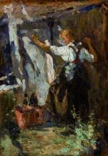 Leonardo Bazzaro, Sul lavoro