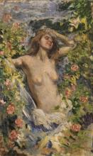 Leonardo Bazzaro, Ultime rose