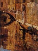 Leonardo Bazzaro, Venezia