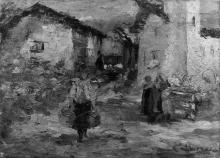 Leonardo Bazzaro, Lavoratori di ritorno a casa