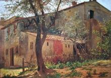 Bechi, Casolari a Castiglioncello.jpg