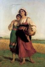 Bechi, Due ragazze con una brocca.jpg