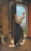 Bechi, Gioie materne.jpg
