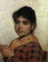 Bechi, Ritratto di ragazza.png