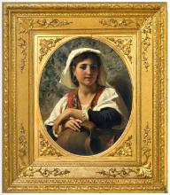 Bechi, Ritratto di una giovane italiana [cornice].png