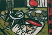 Max Beckmann, Apparecchio da cucina   Küchenmaschine   Kitchen appliance