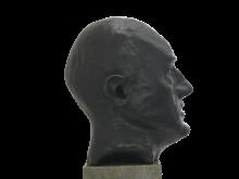 Max Beckmann, Autoritratto | Selbstbildnis | Self portrait [1936]