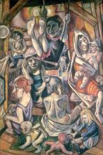 Max Beckmann, Bagno delle donne | Frauenbad