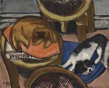 Max Beckmann, Cani | Hunde