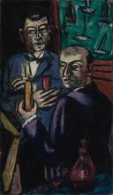 Max Beckmann, Doppio ritratto | Double portrait