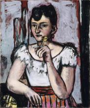 Max Beckmann, Euretta Rathbone