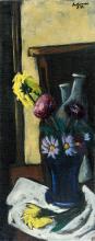 Max Beckmann, Fiori autunnali | Herbstblumen | Autumn flowers