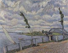 Max Beckmann, Giornata tempestosa | Stürmischer Tag | Stormy day