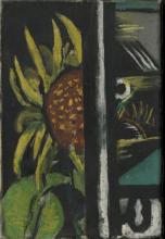 Max Beckmann, Girasole | Sunflower