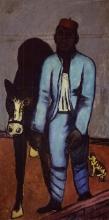 Max Beckmann, Il negro Poilu | Neger Poilu