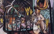 Max Beckmann, Il sogno dei soldati | Traum des Soldaten |