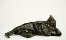 Max Beckmann, Incantatrice di serpenti   Schlangenbeschwörerin