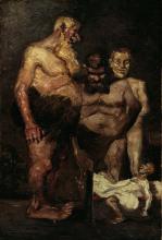 Max Beckmann, Incubo | Alptraum