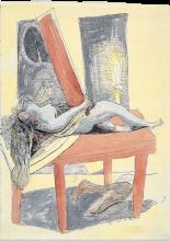 Max Beckmann, L'assassinio | Der Mord | The murder [1945]