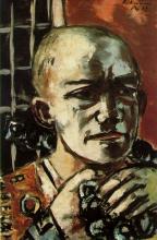 Max Beckmann, L'uomo liberato   Der Befreite   Released
