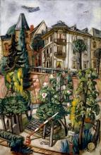 Max Beckmann, La Nizza a Francoforte sul Meno | Das Nizza in Frankfurt am Main | The Nizza in Frankfurt am Main