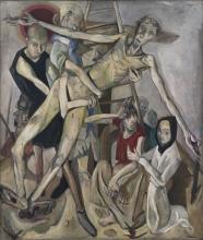 Max Beckmann, La deposizione dalla croce | Descent from the Cross