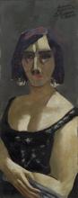 Max Beckmann, La Duchessa di Malvedi