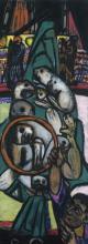Max Beckmann, Leoni marini nel circo | Seelöwen im Zirkus