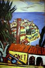 Max Beckmann, Monaco