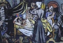 Max Beckmann, Nascita | Geburt | Birth