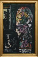 Max Beckmann, Negozio di fiori | Blumenladen